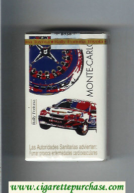 Discount Fortuna. Rally Fortuna Monte-Carlo cigarettes soft box
