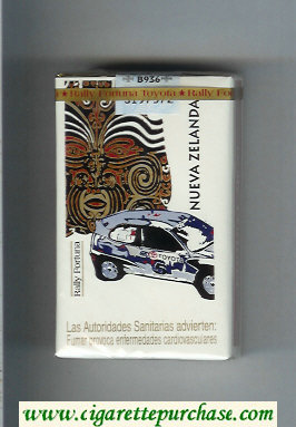 Discount Fortuna. Rally Fortuna Nueva Zelanda cigarettes soft box