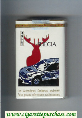 Discount Fortuna. Rally Fortuna Suecia cigarettes soft box