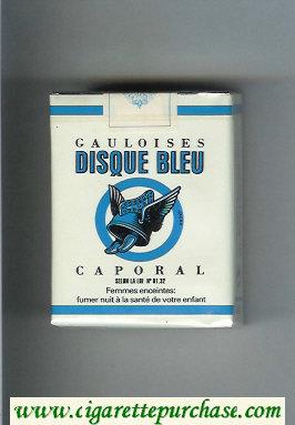 Discount Gauloises Disque Bleu Caporal cigarettes soft box