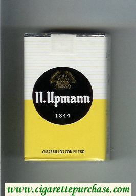 H.Upmann 1844 cigarettes soft box