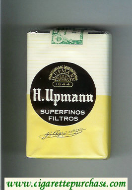 H.Upmann Superfinos Filtros cigarettes soft box
