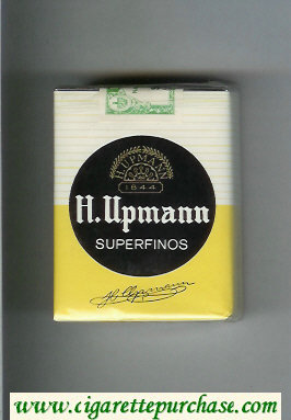 H.Upmann Superfinos cigarettes soft box