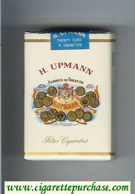 H.Upmann cigarettes soft box