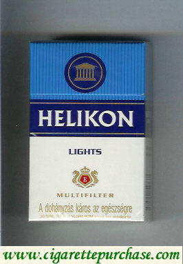 Helikon Lights Multifilter cigarettes hard box