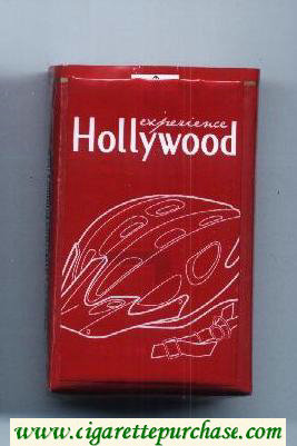 Hollywood Experience cigarettes Original Blend Authentic Taste soft box