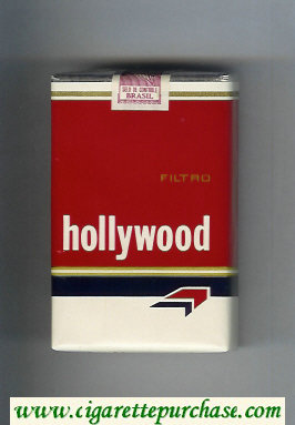 Hollywood Filtro cigarettes soft box