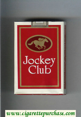 Discount Jockey Club cigarettes soft box