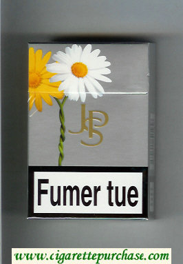Discount John Player Special grey cigarettes hard box