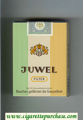 Discount Juwel cigarettes soft box