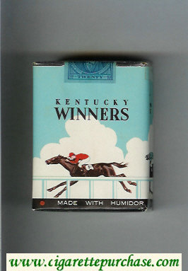 Kentucky Winners Short cigarettes soft box