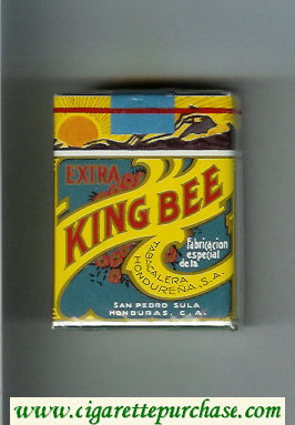 Discount King Bee Extra cigarettes soft box