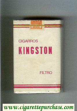 Kingston Filtro cigarettes soft box