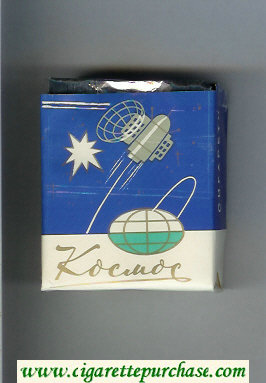 Kosmos T cigarettes soft box