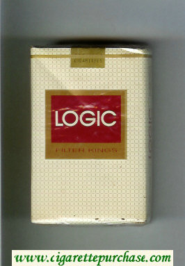 Logic cigarettes soft box