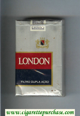 London cigarettes soft box