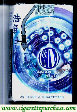 Discount L&M ASIAN dub Blue Label cigarettes soft box