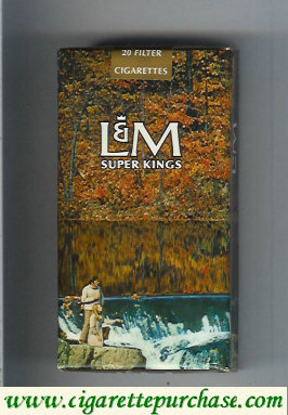 Discount L&M Super Kings 100s cigarettes soft box