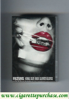 Discount Lucky Strike FlavorChickHere Filters King Size Box cigarettes hard box