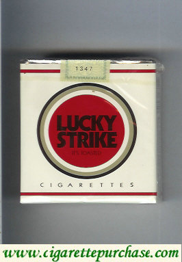 Discount Lucky Strike Non-Filter 25s cigarettes soft box