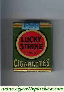 Discount Lucky Strike Non-Filter cigarettes soft box