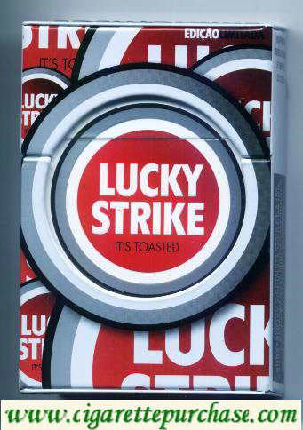 Discount Lucky Strike Original Silver cigarettes Tin Pack