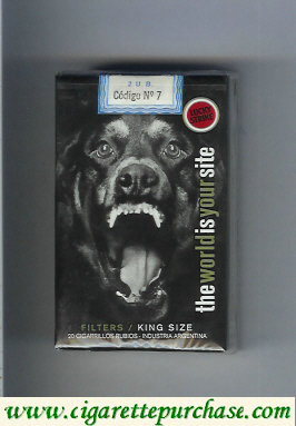 Discount Lucky Strike TheWorldIsYourSite Filters King Size soft box cigarettes