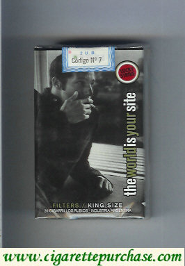Discount Lucky Strike TheWorldIsYourSite cigarettes soft box