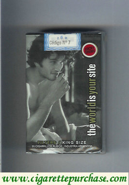 Discount Lucky Strike TheWorldIsYourSite soft box cigarettes
