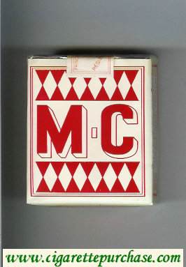 M-C cigarettes soft box