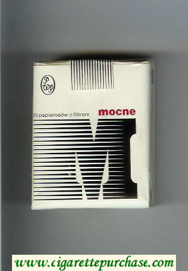M Mocne cigarettes soft box