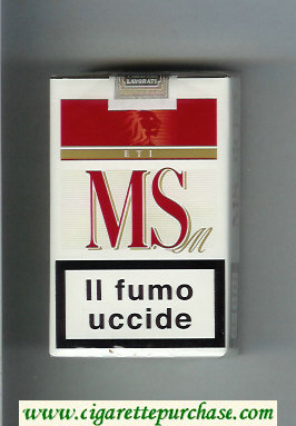 Discount MS ETI M cigarettes soft box