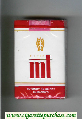 Mt Filter cigarettes soft box
