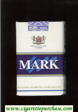 Mark cigarettes soft box