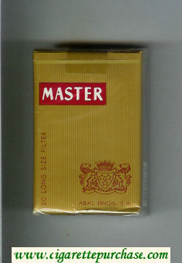 Master cigarettes soft box