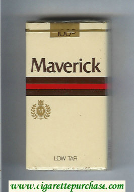 Discount Maverick M Low Tar 100s cigarettes soft box