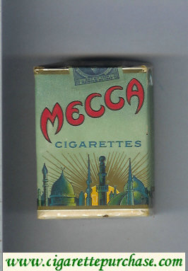 Mecca cigarettes soft box