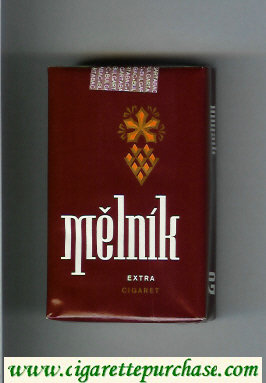 Melnik Extra cigarettes soft box