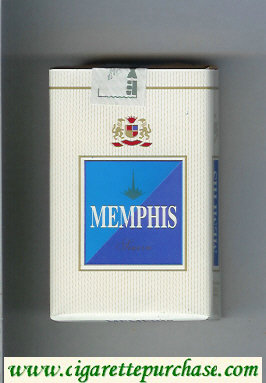 Memphis Suave cigarettes soft box