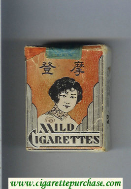 Mild Cigarettes soft box