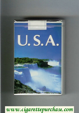 Mild Seven USA cigarettes soft box