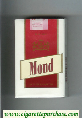 Mond cigarettes soft box