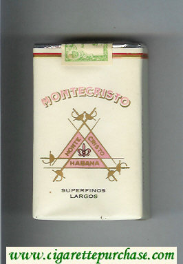 Montecristo cigarettes soft box