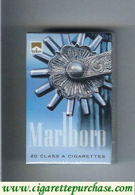 Discount Marlboro 20 filter cigarettes collection design 1 King Size hard box