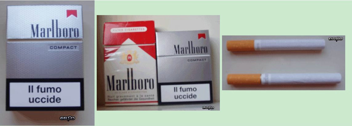 Discount Marlboro Compact cigarettes hard box