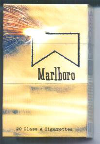 Discount Marlboro MasterWork Series lights brazilian version cigarettes hard box