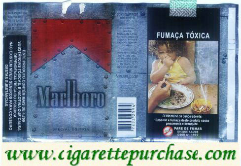 Marlboro Special Edition 2009 red cigarettes soft box