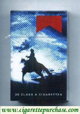 Marlboro Special Edition Barretos 2007 Cowboy cavalgando red cigarettes hard box