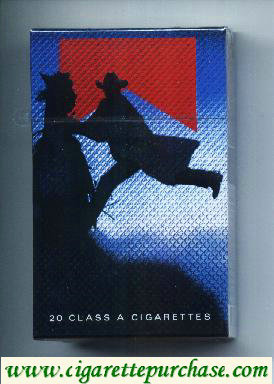 Discount Marlboro Special Edition Barretos 2007 Cowboy pulando no cavalo red cigarettes hard box