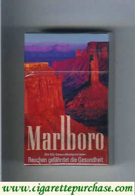 Discount Marlboro cigarettes collection design 1 hard box